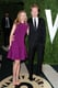 Conan O'Brien and Elizabeth Ann Powel arrived at the Vanity Fair Oscar party on Sunday night.