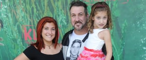 Joey Fatone Is Upstaged by His 2 Adorable Daughters on the Red Carpet