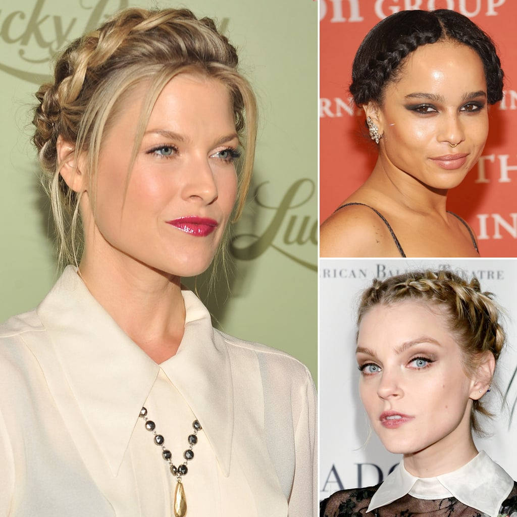 The Ultimate Celebrity Braid Guide For Fall