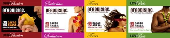 Bringing Sexy Back: Afrodisiac Chocolates