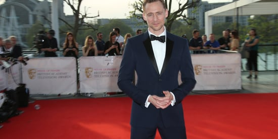 Sometimes Tom Hiddleston Apologizes For Almost Punching People On Set