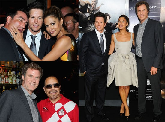 Pictures of Eva Mendes, Brooke Shields, Jimmy Fallon, Will Ferrell, And Mark Wahlberg at the NYC Premiere of The Other Guys
