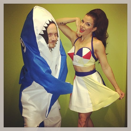 Real People Celebrity Halloween Costumes