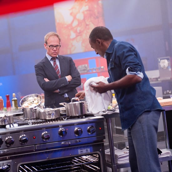 Interview With Next Iron Chef's Alton Brown