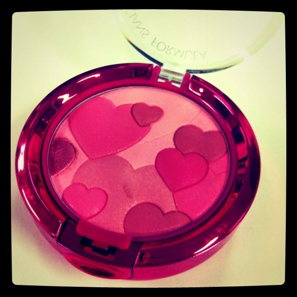 We fell in love with this adorable heart-clad Physicians Formula palette.
