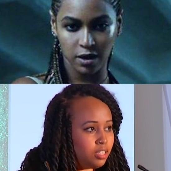 Beyonce Lemonade Poetry by Warsan Shire (Video)