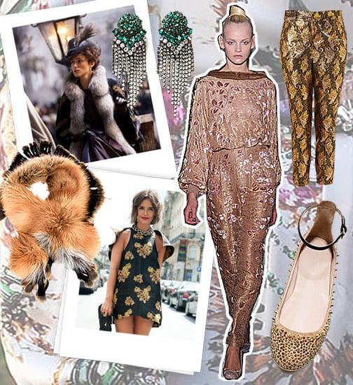 Anna Karenina Inspired Style   Fall 2012