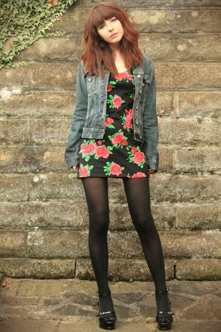 Street Style!!  Lora Inspired!