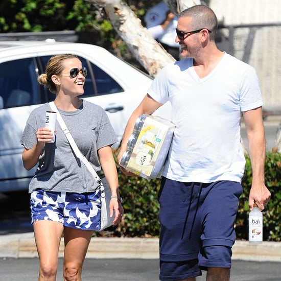 Reese Witherspoon and Jim Toth Out in LA June 2016