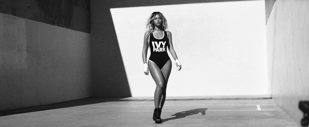 Stop Everything For a Glimpse at Beyoncé's New Activewear Line, Ivy Park