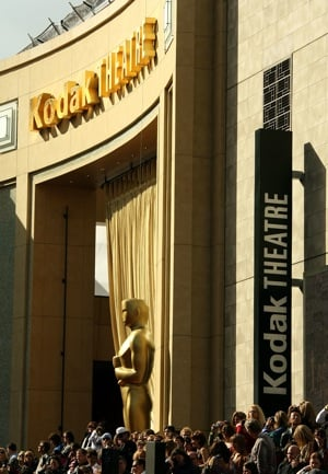 Designers Scale Down For The 2009 Oscars