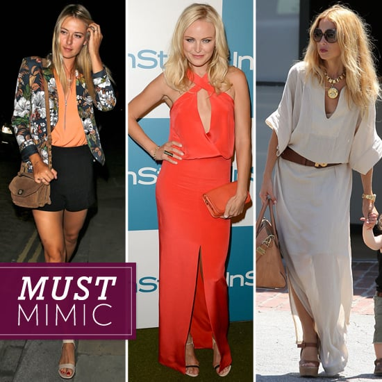 Turn Up the Heat in This Week's Star-Studded Celebrity Styles