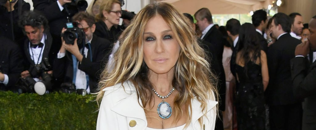Sarah Jessica Parker May or May Not Have Traveled Back in Time to Get Her Met Gala Outfit