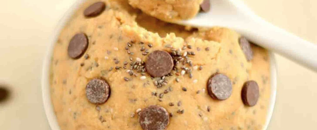 No-Bake Edible Cookie Dough That Is Paleo and Dairy- and Gluten-Free