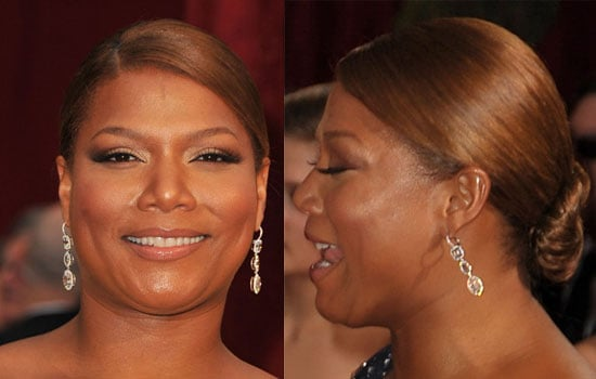 Queen Latifah at Oscars 2009: Photo of Her Hair and Makeup