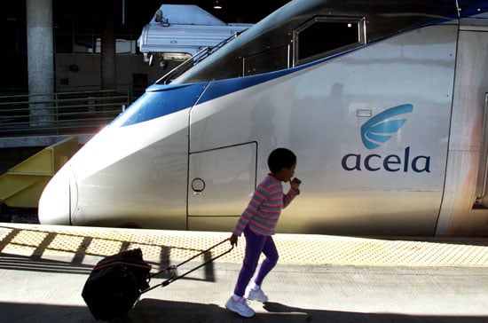 Amtrak's Acela Trains Will All Feature Free WiFi by March