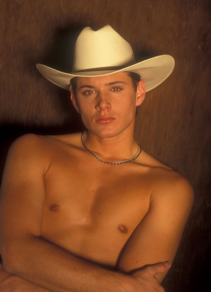 Jensen Ackles cowboy