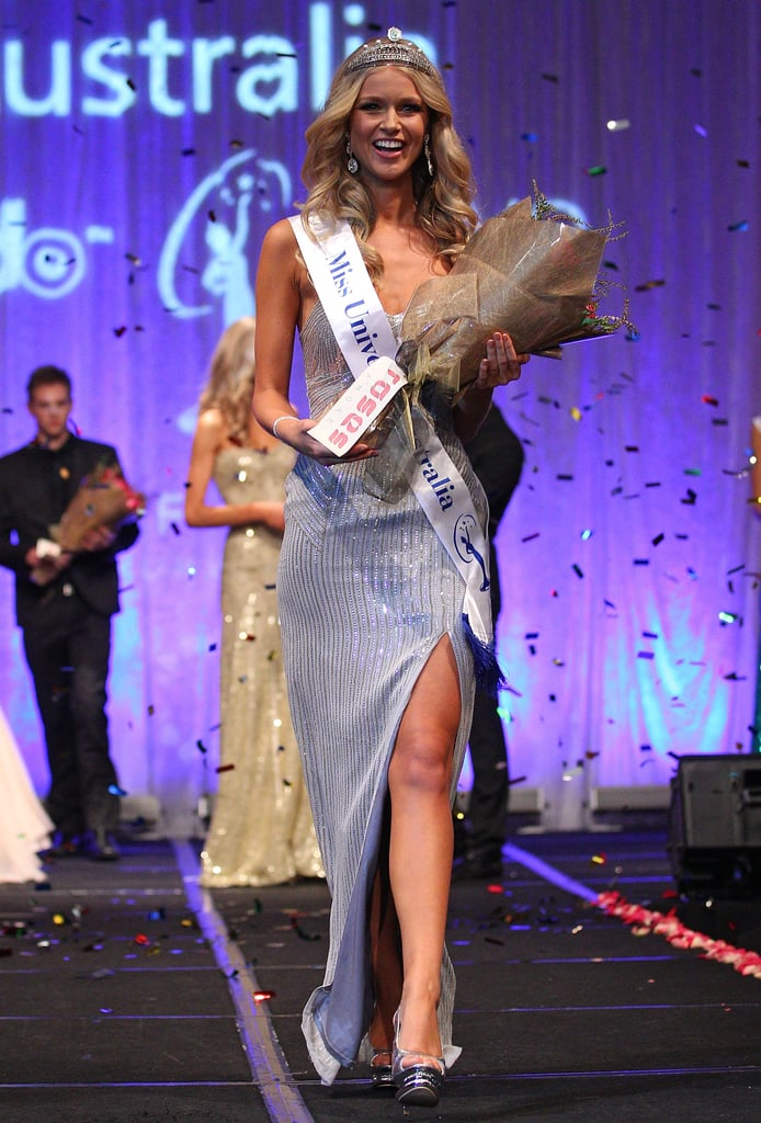 West Australian Model Renae Ayris Crowned Miss Universe Australia!