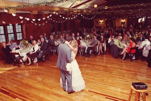 Cabin First Dance