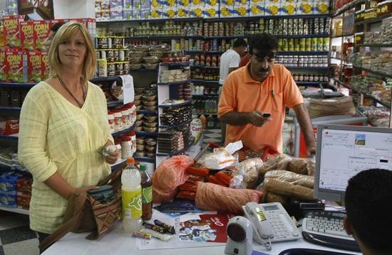 Supermarkets Shrinking