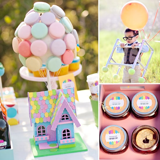 Birthday Parties: A Supersweet Up-Inspired Party