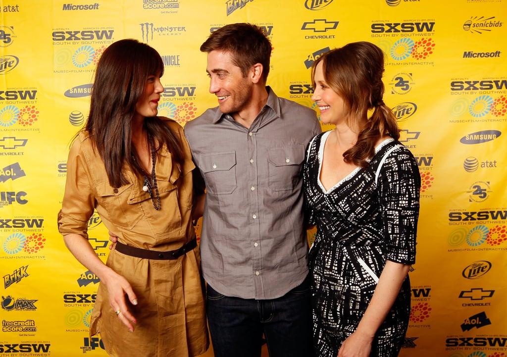 Jake Gyllenhaal Kicks Off the SXSW Festival by Cracking the Code of Restroom Behavior
