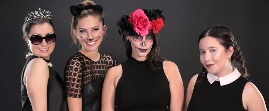 All You Need Is an LBD For These 4 Easy Costumes