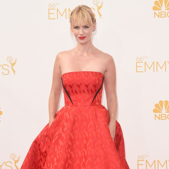 Red Dress Trend at the 2014 Emmys