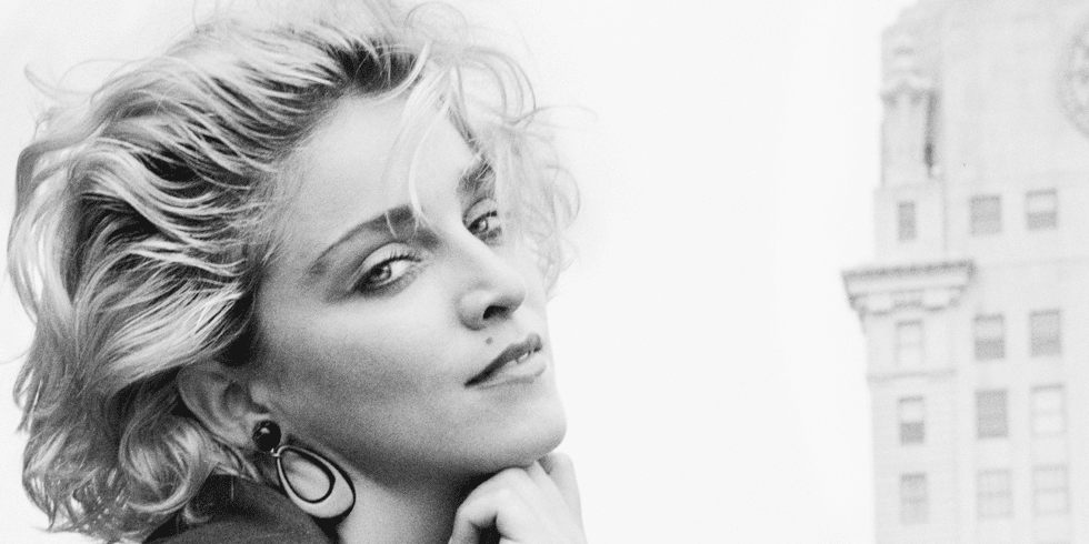 You'll Cherish These Never-Before-Seen Photos of Young Madonna