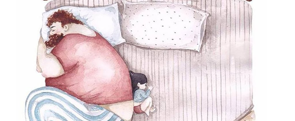 These Father-Daughter Illustrations Are Sweet Enough to Make a Grown Man Cry
