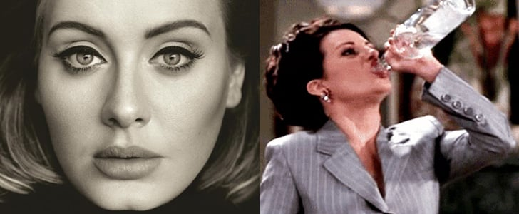 11 Ways to Physically and Emotionally Prepare Yourself For Adele's New Album
