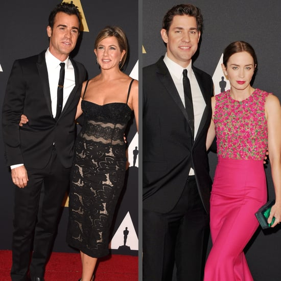 Emily Blunt Best Dressed at Governors Awards 2014 | Video