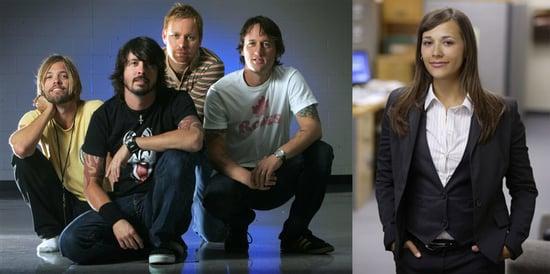 "Music Video: Foo Fighters, ""Long Road to Ruin,"" With Rashida Jones"