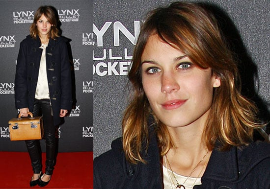 Photos Of Alexa Chung, Alice Dellal and Keeley Hazell At Lynx Party, Alexa Is A Mentor For Gender, Power and Poverty Competition