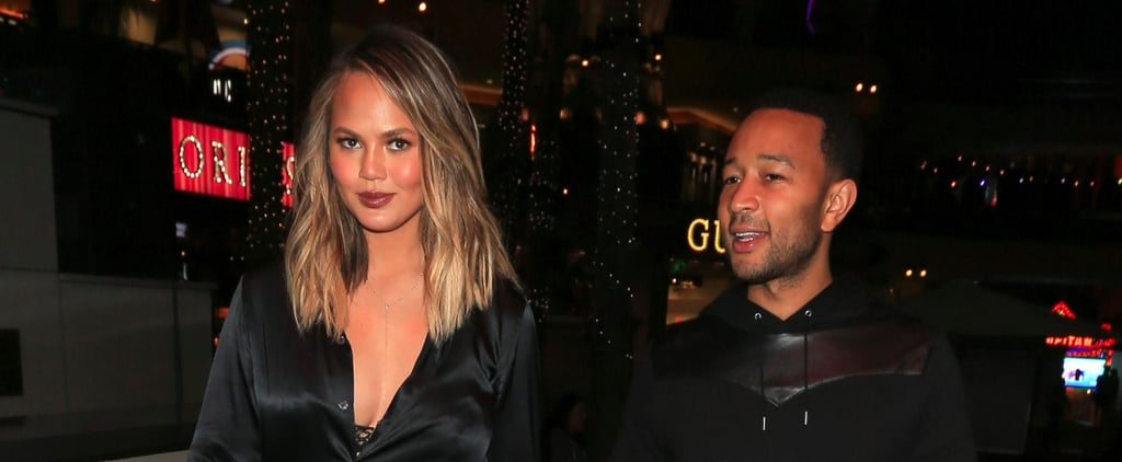 Chrissy Teigen Just Started a Sexy New Trend — and We're Already on Board