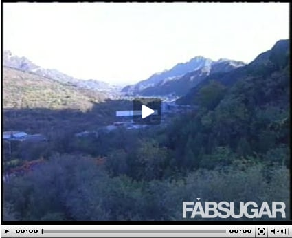 FABTV: Fendi on the Great Wall of China