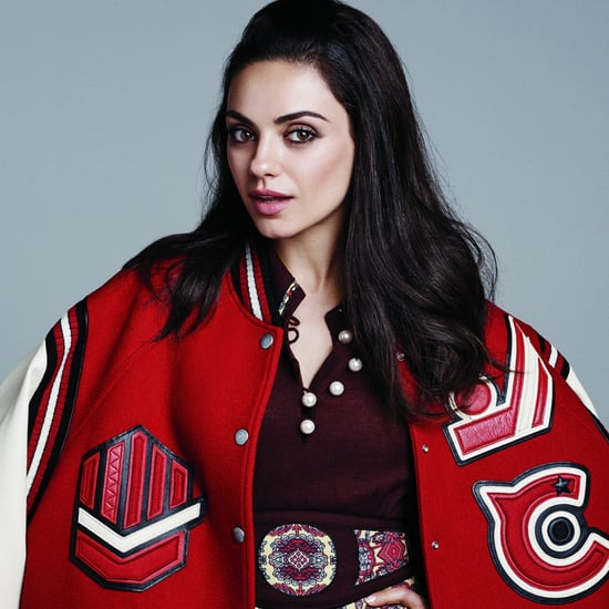 Mila Kunis on Glamour August 2016