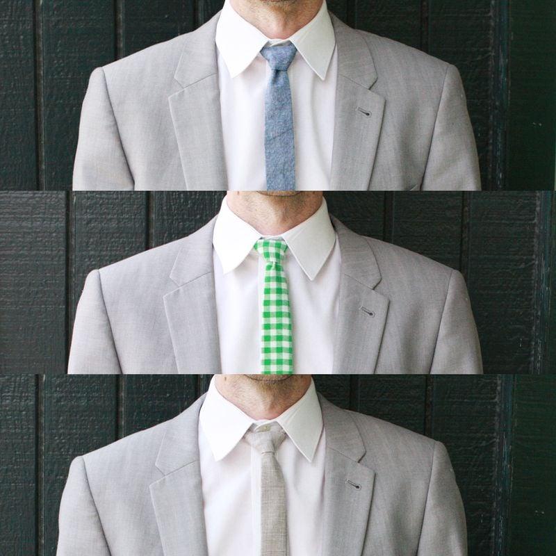 Skinny Ties