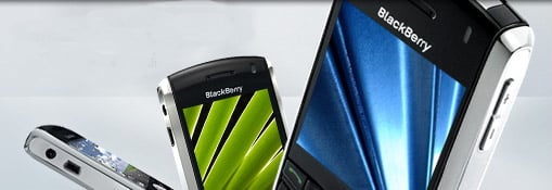 The BlackBerry Pearl 8130 Offers Video Recording
