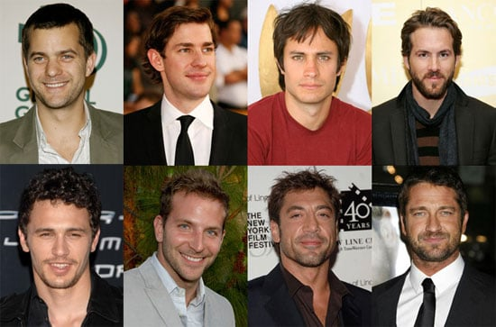 Which Guy Would You Like to See More of in 2008?