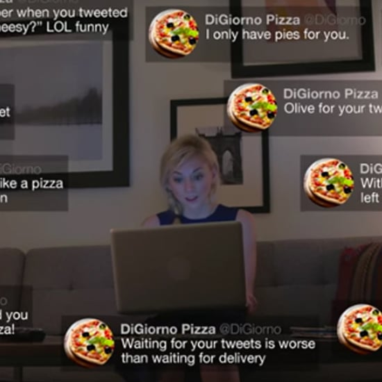 Emily Kinney DiGiorno Video