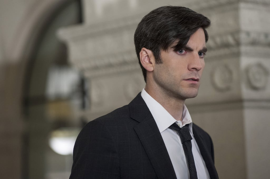 Bentley as Detective John Lowe in Hotel