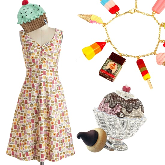 Ice Cream and Cookie Clothing and Accessories