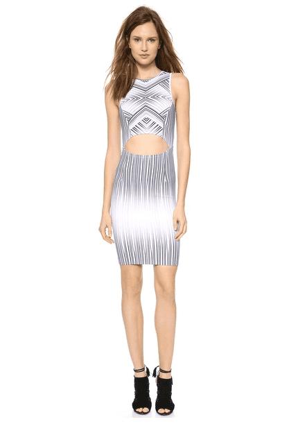 Torn by Ronny Kobo Cutout Dress