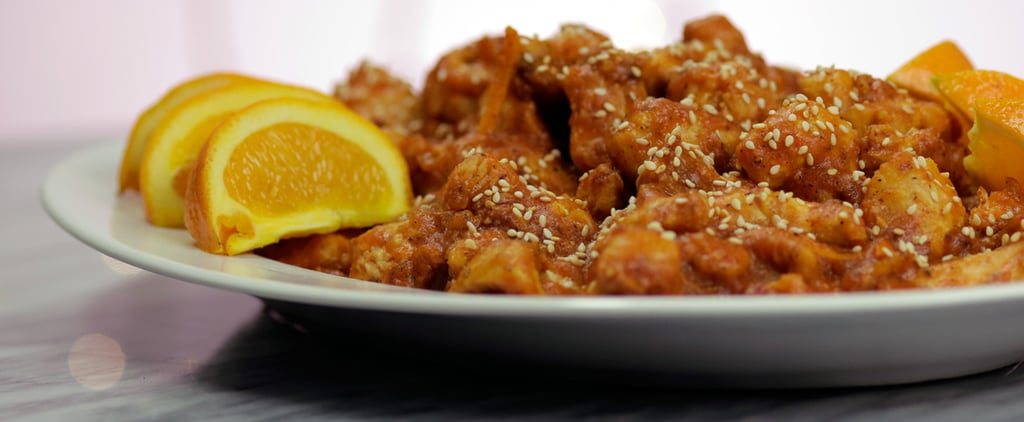 We Hacked P.F. Chang's Famous Orange Chicken