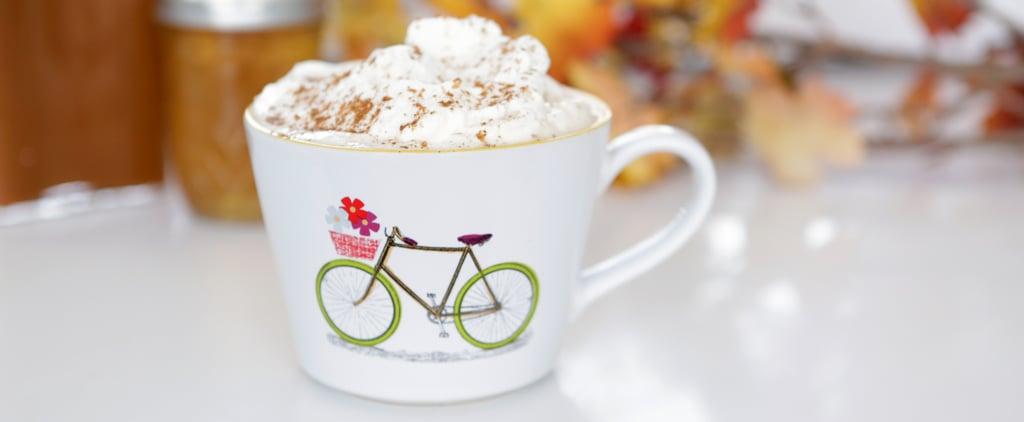 A Homemade Pumpkin Spice Latte That Rivals Starbucks's