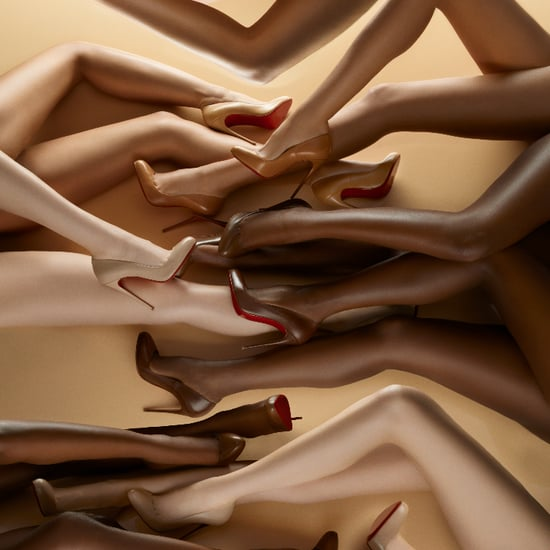 Christian Louboutin Will Change the Way You Think About Nude Shoes