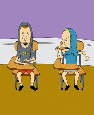 Beavis and Butthead Are Coming Back to TV; Creator Mike Judge Will Create New Episodes 2010-07-14 17:00:00