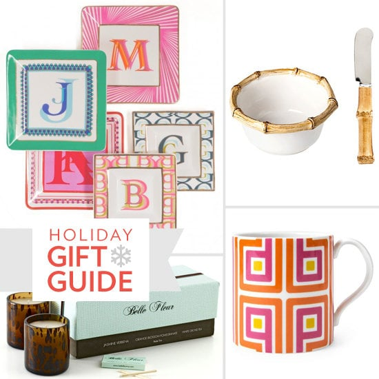 For the friend (or cousin, or co-worker, or mother) who loves timeless pieces with modern personality, these gorgeous accents are sure to please. From tortoise-shell details to punchy patterns to classic graphics, Casa curated a colorful collection of the most chic, old-meets-new finds on the market.