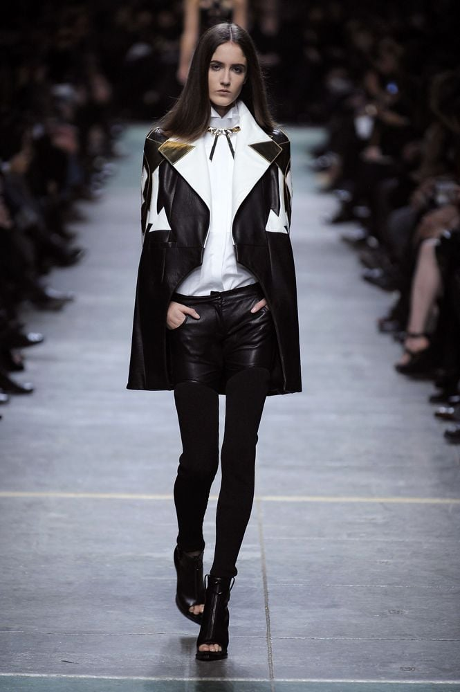 Paris Fashion Week: Givenchy Spring 2009